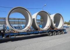 Betonové prefabrikáty pro kanalizace a inženýrské sítě